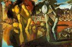Metamorphosis of Narcissus-1937